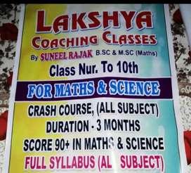 I am a teacher science and maths
