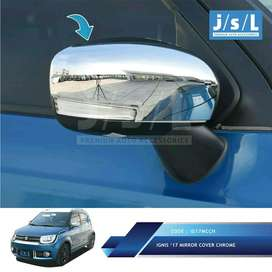 Cover Chrome Spion Suzuki Ignis Include Pasang