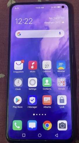 Vivo v17 Only 5 months use this phone and it is a gaming phone