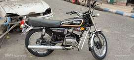 Yamaha rx100 , japanse model
