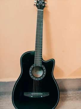 Granada Black Guitar