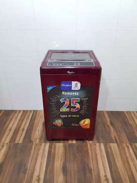 Whirlpool agitronic 6.5kg fully automatic washing machine