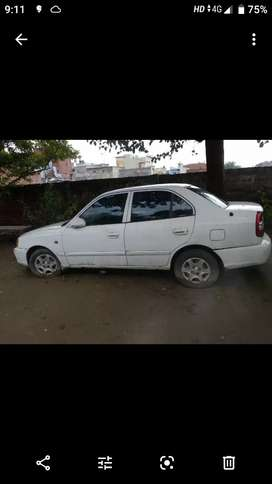 Hyundai accent only 29000 km