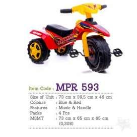 Sepeda Motor Plastik Anak Merk SHP MPR 593