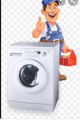 All branded washing machine servicing ur door step servicing