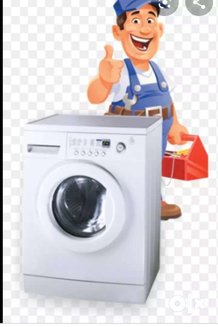 All branded washing machine servicing ur door step servicing 0
