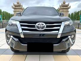 ( 1st hand, 65rb KM ) Fortuner 2.4 VRZ 4x2 AT 2016