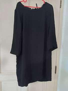 Mango Suit black dress size 12 (non stretch)