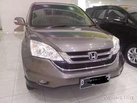 Honda CRV 24 matic th 2010