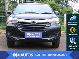 [OLX Autos] Toyota Avanza 1.3 E M/T 2016 Hitam
