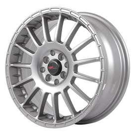 VELG RACING MAZDA 2,LIVINA,VELOZ,MOBILIO HSR ARROW R17X7 H8X100-114,3