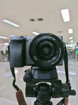Kamera SONY Alpha 6000/A6000 [ Nego Sampai Jadi ]