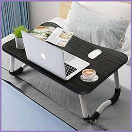 Laptop Table eDesk Wooden, New Model,  Demand More. Care More.