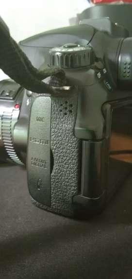 Canon 60D + Fix 50mm MURAH