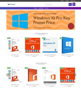 Windows and MS Office Cheap Keys
