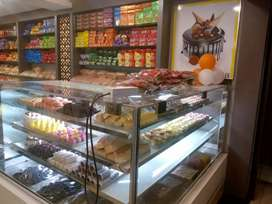 Bakery counter sales