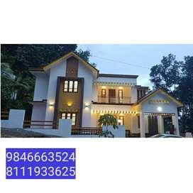 New home Kottayam Kidangoor