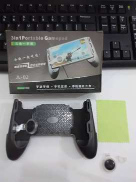 Gamepad Game Holder Console 3in1 Portable JL-02 Handgrip Gaming Stand