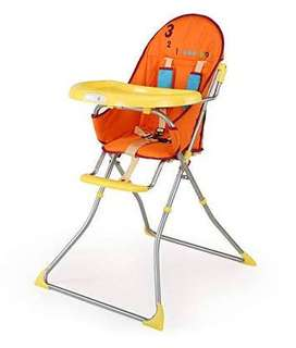 LuvLap Sunshine Baby High chair - Yellow 1 to 5 years kids