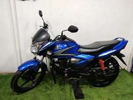 2019 CB Shine (2251)125cc with Disc BS4 model and 5yrs insurance
