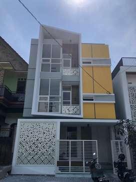 Rumah Kos Baru Soekarno Hatta Malang