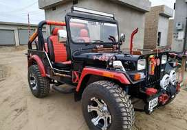 We are Jeep ready your Booking