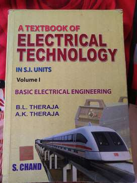 Electrical Technology Vol 1 by Theraja