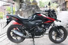 Bismillah dijual motor CB 150R th 2014