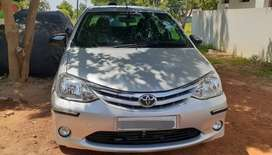 Toyota Etios 2012 Petrol Good Condition