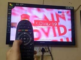 Phillips LED 32 Inch Colour TV
