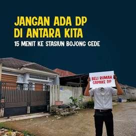Jangan Ada DP di Antara Kita ,Hunian Strategis di Bogor