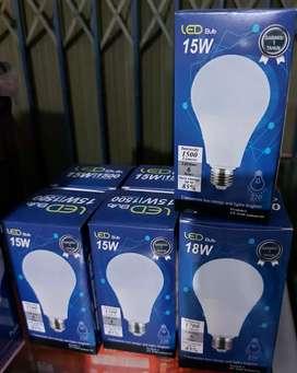 Distributor Lampu Murah LED Bulb