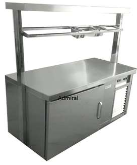 Undercounter commerical refrigerator kitchen chiller at factory price