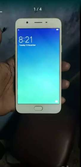OPPO F1  S SMART PHONE (Phone Condition Quite New)