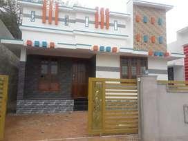 Tvm 4CENTS 3bhk Vattiyoorkavu puliyarkonam near New house