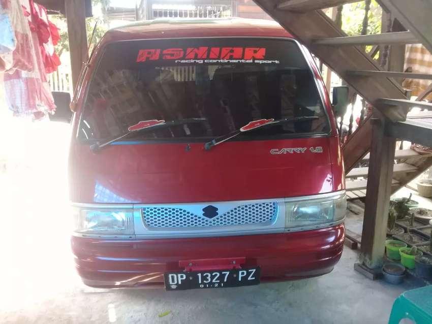 Susuki carry thun 2010 injeksi 0