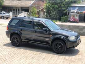 Ford Escape XLT Limited 4x4 3000 CC 2005