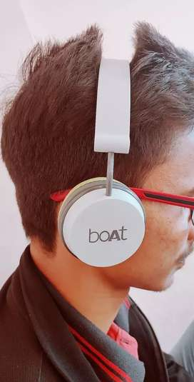 Likely new  Boat headphones