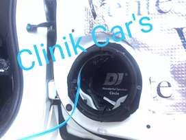 Peredam speaker DJ Circle bikin suara bass makin jernih ^_^