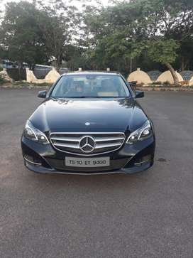 Mercedes-Benz E-Class E250 CDI BlueEfficiency, 2015, Diesel
