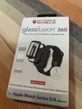 GLASS FUSION 360 INVISIBLE SHIELD FOR Apple Watch 5/4