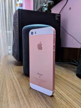 IPhone s e 32GB good condition