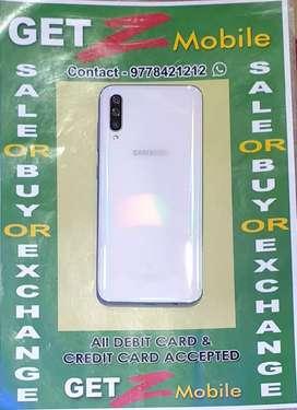 Samsung Galaxy A50 White 4/64