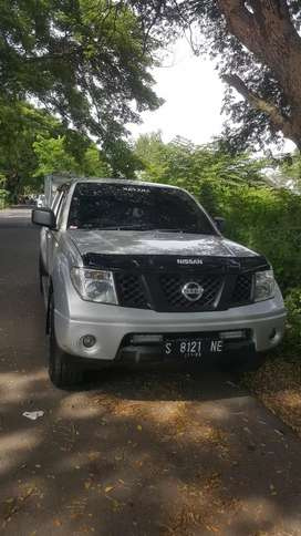 Nissan Navara LE 2008 Manual 4x4
