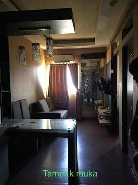 Apartemen Fully Furnished, 2KT + 1KM