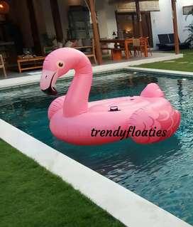Floaties Mega Pink flamingo