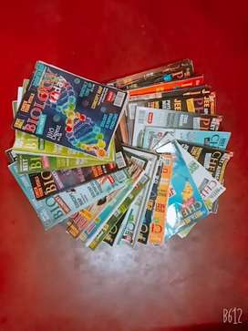 MTG magazines for NEET jeemain