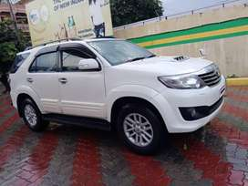Toyota Fortuner 3.0 Limited Edition, 2013, Diesel