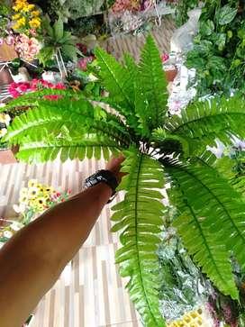 GROSIR Pohon Hias Pot Tanaman Pot Palsu Plastik Pohon Pakis Sintetis