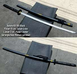 Pedang katana samurai..